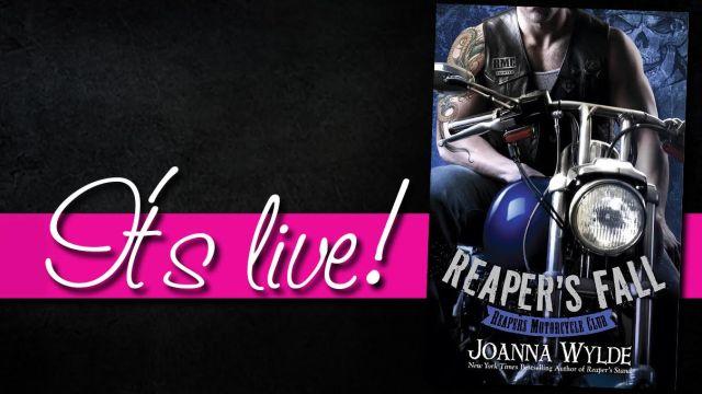 reaper's falll it's live