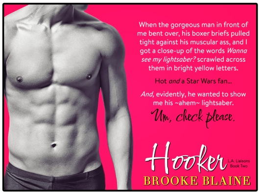 Hooker teaser 3 by Hang Le