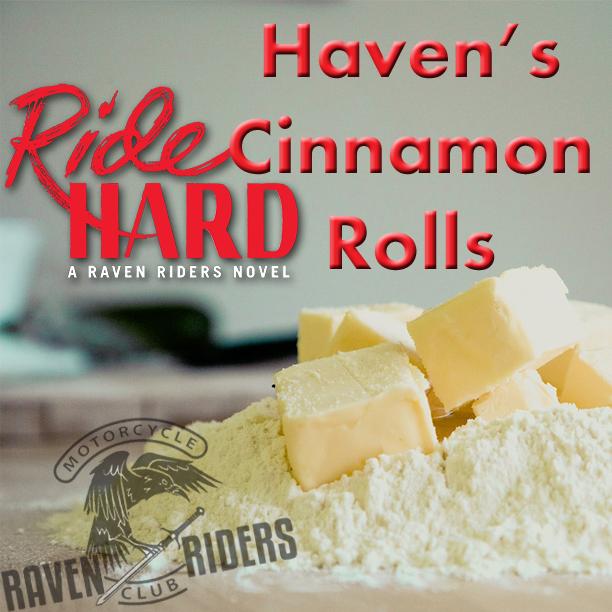 RH Cinnamon Rolls