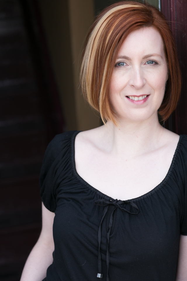 Kate Meader, author photo